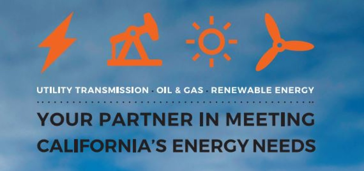 Your Partner in Meeting California's Energy Needs - Blue